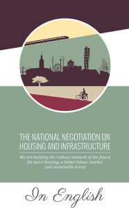 Brochure about The National Negotiation on Housing and Infrastructure