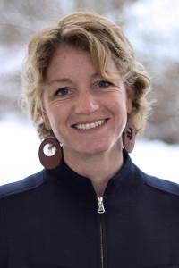 Louise Andersson, Sverigeförhandlingen Foto: Sandra Backlund