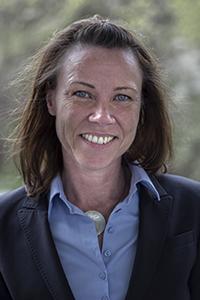 Lotten Lindmark, Sverigeförhandlingen. Foto: Sandra Backlund.