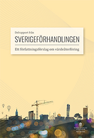 Delrapport, värdeåterföring - Sverigeförhandlingen thunmbnail