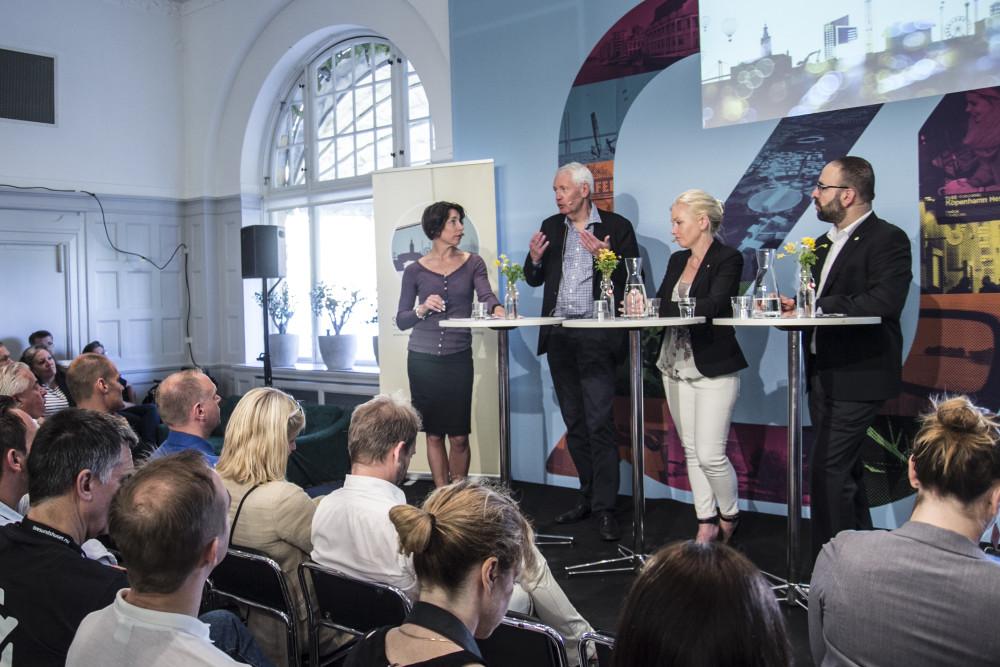 Sverigeförhandlingens seminarium i Almedalen
