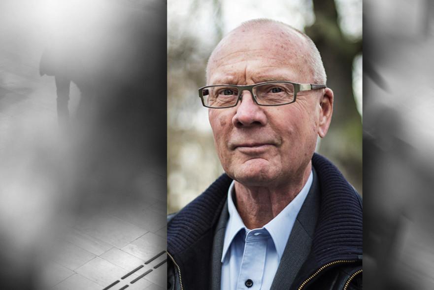 Hans Rode, Sverigeförhandlingen berättar om nyttoanalyserna. Foto: Sandra Adams Backlund, Sverigeförhandlingen.