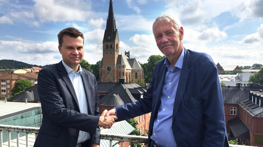 Överenskommelse mellan Borås och Sverigeförhandlingen