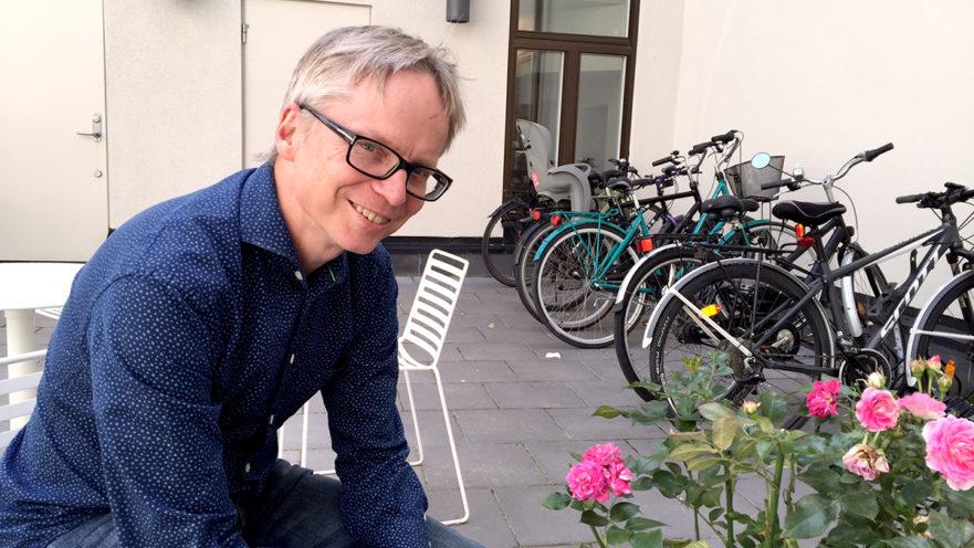 Niklas Lundin, foto: Louise Andersson