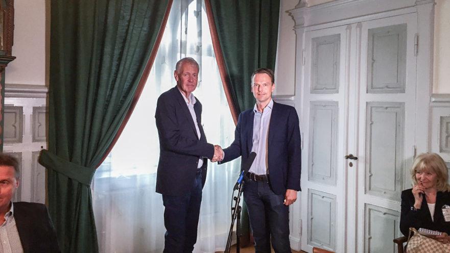 Sverigeförhandlingen i Helsingborg, foto: Louise Andersson, Sverigeförhandlingen